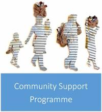 IMPORTANT NEWS - Community Support Programme opens 1 July 2017